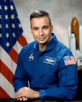 "NASA Astronaut Lee Archambault 8""x10"" Full Colour Portrait"